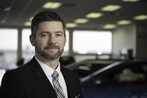 Darryl Robertson : General Sales Manager