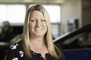 Sara Carter : Body Shop Repair Advisor