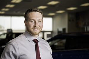 Zach Tempelman : Sales and Leasing – Lincoln Specialist